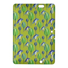Tropical Floral Pattern Kindle Fire HDX 8.9  Hardshell Case