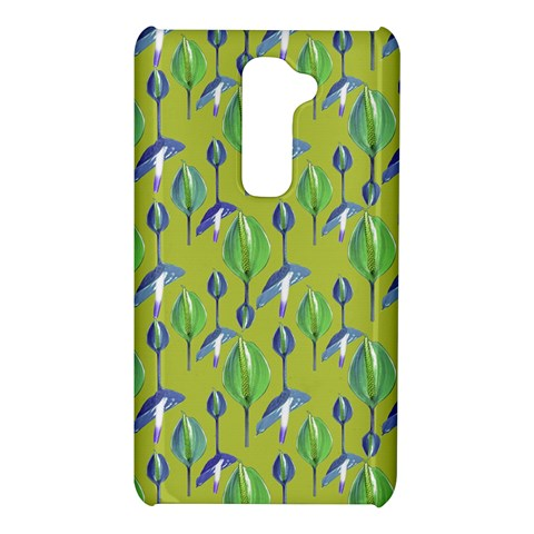 Tropical Floral Pattern LG G2