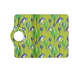 Tropical Floral Pattern Kindle Fire HD (2013) Flip 360 Case Front