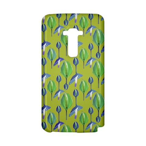 Tropical Floral Pattern LG G Flex