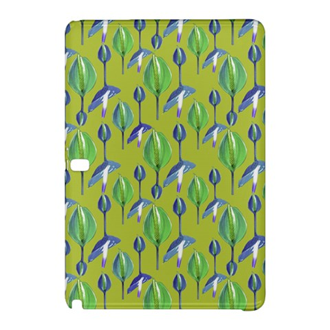 Tropical Floral Pattern Samsung Galaxy Tab Pro 12.2 Hardshell Case