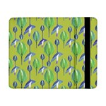 Tropical Floral Pattern Samsung Galaxy Tab Pro 8.4  Flip Case Front