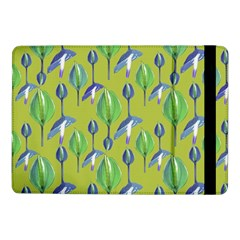 Tropical Floral Pattern Samsung Galaxy Tab Pro 10 1  Flip Case