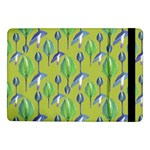Tropical Floral Pattern Samsung Galaxy Tab Pro 10.1  Flip Case Front