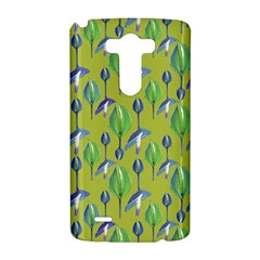 Tropical Floral Pattern LG G3 Hardshell Case