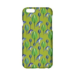 Tropical Floral Pattern Apple iPhone 6/6S Hardshell Case