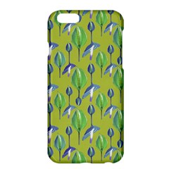 Tropical Floral Pattern Apple iPhone 6 Plus/6S Plus Hardshell Case
