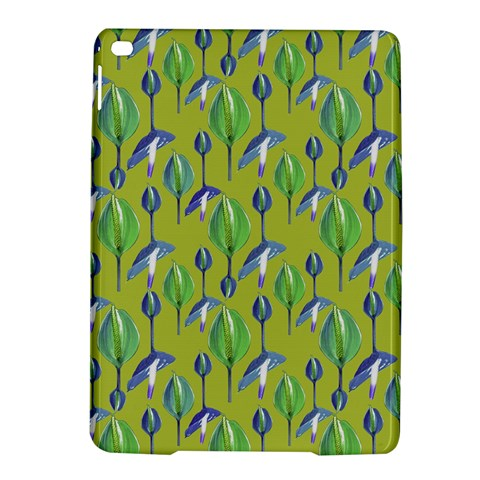 Tropical Floral Pattern iPad Air 2 Hardshell Cases