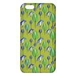 Tropical Floral Pattern iPhone 6 Plus/6S Plus TPU Case Front
