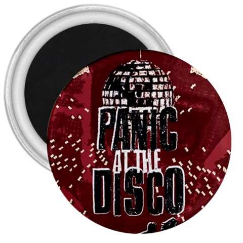 Panic At The Disco Poster 3  Magnets