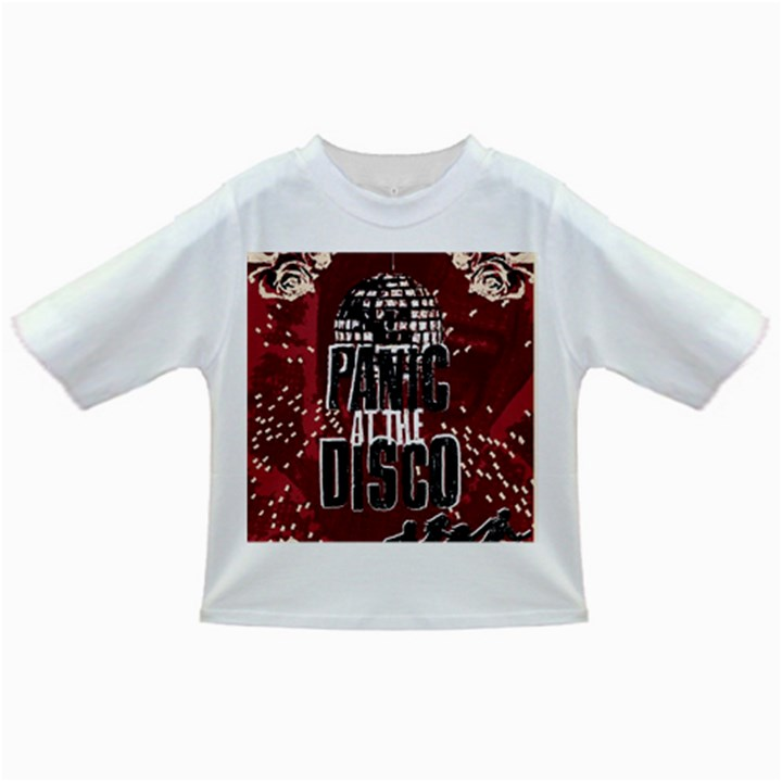 Panic At The Disco Poster Infant/Toddler T-Shirts