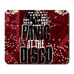 Panic At The Disco Poster Large Mousepads Front