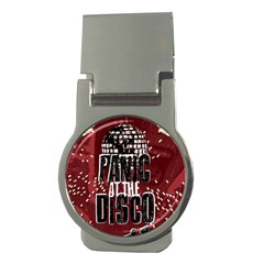 Panic At The Disco Poster Money Clips (round)
