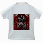 Panic At The Disco Poster Kids White T-Shirts Back