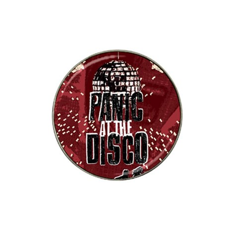 Panic At The Disco Poster Hat Clip Ball Marker (10 pack)