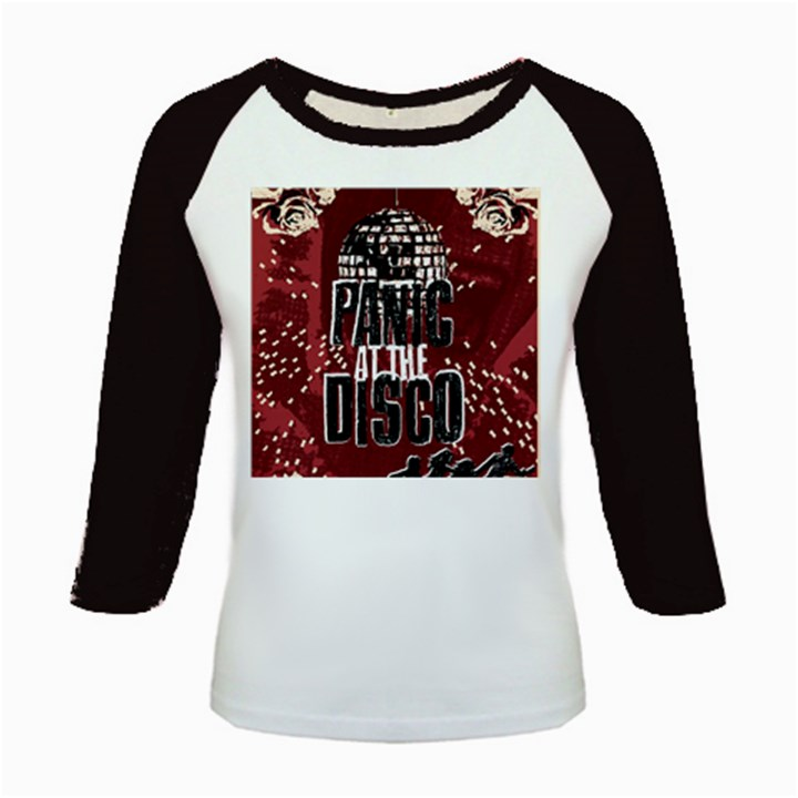 Panic At The Disco Poster Kids Baseball Jerseys