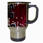 Panic At The Disco Poster Travel Mugs (White) Right