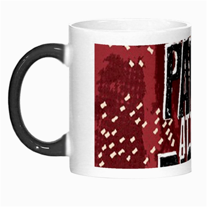 Panic At The Disco Poster Morph Mugs
