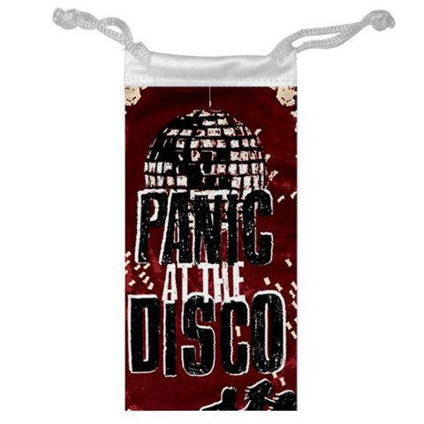Panic At The Disco Poster Jewelry Bags