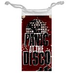 Panic At The Disco Poster Jewelry Bags Back