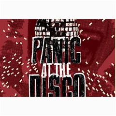 Panic At The Disco Poster Collage Prints