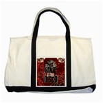 Panic At The Disco Poster Two Tone Tote Bag Front