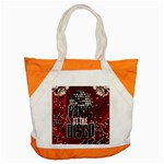 Panic At The Disco Poster Accent Tote Bag Front