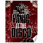 Panic At The Disco Poster Canvas 12  x 16   16 x12 Canvas - 1