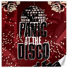 Panic At The Disco Poster Canvas 16  x 16