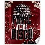 Panic At The Disco Poster Canvas 16  x 20   20 x16 Canvas - 1