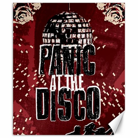 Panic At The Disco Poster Canvas 20  x 24