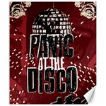 Panic At The Disco Poster Canvas 20  x 24   24 x20 Canvas - 1