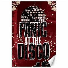 Panic At The Disco Poster Canvas 24  X 36