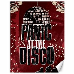 Panic At The Disco Poster Canvas 36  X 48