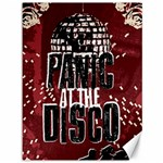 Panic At The Disco Poster Canvas 36  x 48   48 x36 Canvas - 1