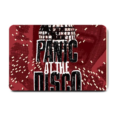 Panic At The Disco Poster Small Doormat
