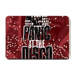 Panic At The Disco Poster Small Doormat  24 x16 Door Mat - 1