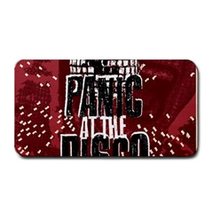 Panic At The Disco Poster Medium Bar Mats