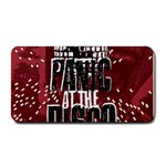 Panic At The Disco Poster Medium Bar Mats 16 x8.5 Bar Mat - 1