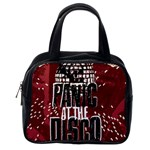 Panic At The Disco Poster Classic Handbags (One Side) Front