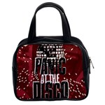 Panic At The Disco Poster Classic Handbags (2 Sides) Front