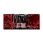 Panic At The Disco Poster Hand Towel Front