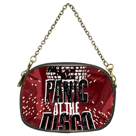 Panic At The Disco Poster Chain Purses (One Side)