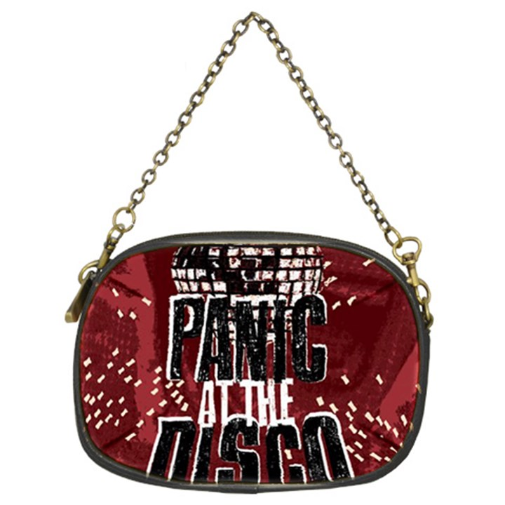Panic At The Disco Poster Chain Purses (Two Sides)