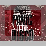 Panic At The Disco Poster Mini Canvas 7  x 5  7  x 5  x 0.875  Stretched Canvas