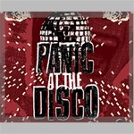 Panic At The Disco Poster Canvas 20  x 16  20  x 16  x 0.875  Stretched Canvas