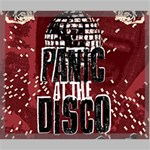 Panic At The Disco Poster Canvas 24  x 20  24  x 20  x 0.875  Stretched Canvas