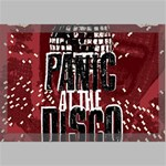Panic At The Disco Poster Canvas 18  x 12  18  x 12  x 0.875  Stretched Canvas