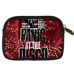 Panic At The Disco Poster Digital Camera Cases Back