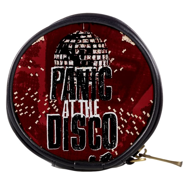 Panic At The Disco Poster Mini Makeup Bags